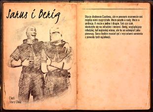 Sarus i Berig glosariusz
