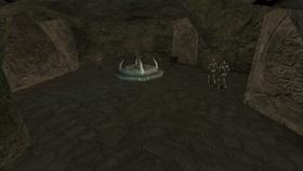Wnętrze krypty (G1)