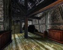 Stodoła na farmie Lobarta (wnętrze 1) (by SpY)