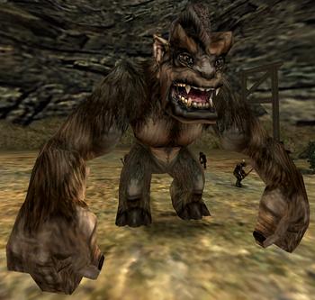 Troll w Gothic I