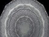 Srebrny talerz