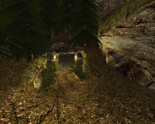 Jaskinia Sagitty (by SpY)