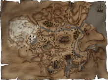 Mapa Górniczej Doliny (Gothic II) (by SpY)