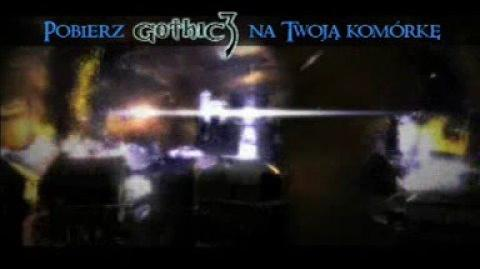 Gothic 3 The Beginning - Reklama TV