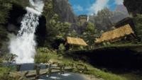 Faring (Gothic 3, wodospad)