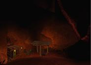 Stara kopalnia - gniazdo pełzaczy