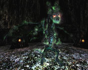Smok Ożywieniec w Gothic II: Noc Kruka