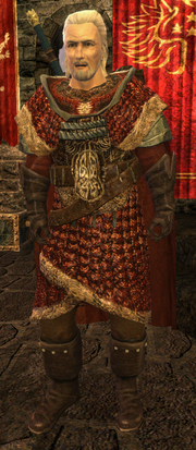 Król Rhobar II (by Kubar906)