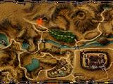 Mapa do Starej Kopalni