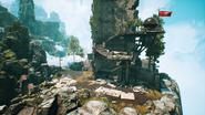 Wieża ogniowa nad Opuszczoną Kopanią (Teaser)