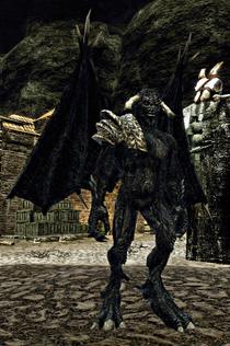 Demon z Gothy (Gothic 3) (by Gothicfan94)