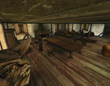 Dom Onara (sypialnia najemników) (by Wojciech Wawrzyńczak)