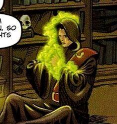 Medytujący Drago (Der Comic)
