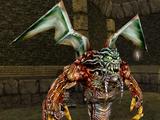 Demon ognia