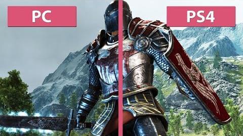 Light22/Porównanie grafiki Arcanii na PC i PS4