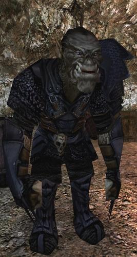 Ork pułkownik z wyspy Khorinis