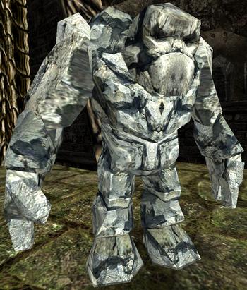 Kamienny golem w Gothic II