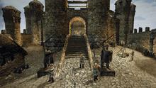 Wejście do pałacu w Vengardzie (Gothic 3)