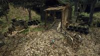 Obóz Anoga (chata Anoga)
