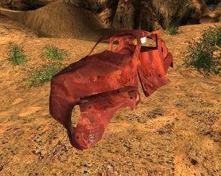 Wrak samochodu (by SpY)