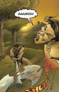 Gorn w walce (Komiks)