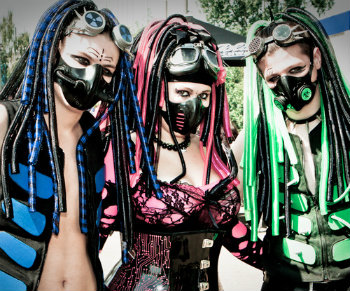 Cyber Goth Gothtypes Wiki Fandom Powered By Wikia
