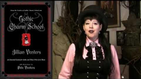Gothic Charm School Ep.4 Dark Arts & Crafts