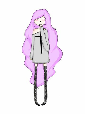 File:The pastel goth girl by annalovehda-d6futec.jpg