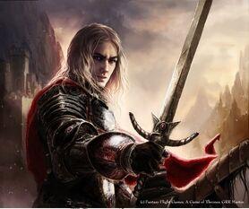Daemon Dragon Knight 1