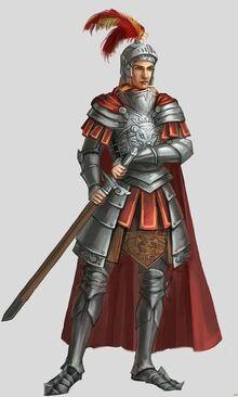 Redclaw Knight