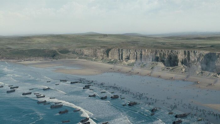 The Landing of Seagard