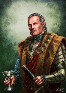 Lord of mercenaries by artofjustaman-d4c0dit