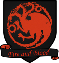250px-House Targaryen crest