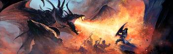 Dragon s fury by benwootten-d574oag