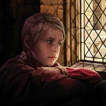 Daemon boy Targaryen
