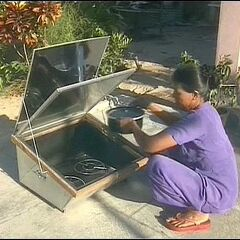 Kuchenka skrzynkowa dystrybuowana przez Solar Serve