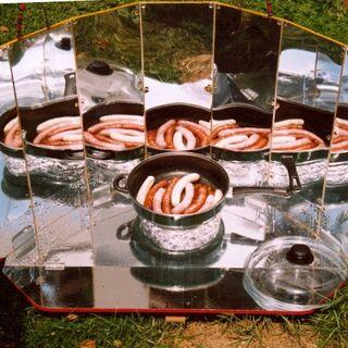 Kiełbaski gotowe do pieczenia