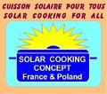 Logo SolarCookingConcept - France & Poland
