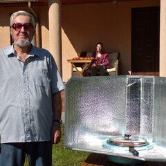 Gotowanie solarne w Krasicach k/Częstochowy