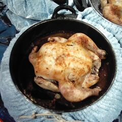 Kurczak pieczony 1,8 kg