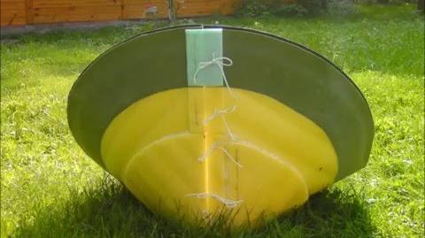 Kuchenka solarna stożkowa UltraLightCooker Cone Plus w Polsce (slajdy) - Koncept Gotowania Solarnego
