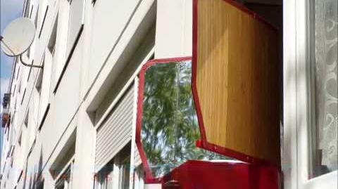 Kuchenka solarna EuroSolarCooker Nancy (samokonstrukcja)