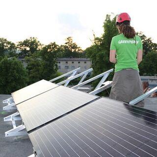 Budowa mikroelektrowni solarnej w Brodach