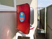 Kuchenka solarna EuroSolarCooker Andre-8