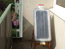 Kolektor solarny powietrzny AilettoCap-2