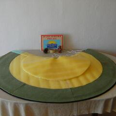 Kuchenka rozłożona
