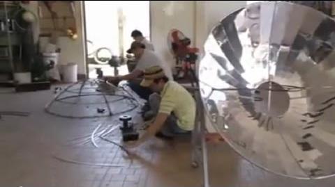 GUST Project - Solar Serve - Danang (Vietnam)