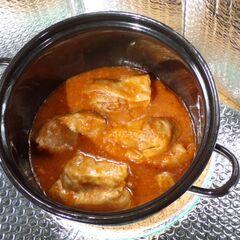 Fot. 21. Gołąbki w sosie pomidorowym (0,5 kg)