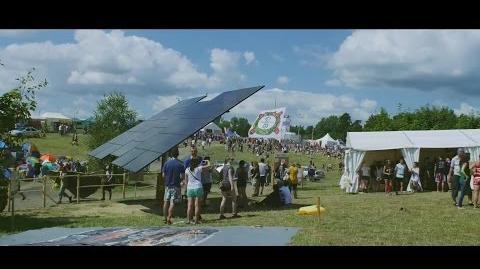 EkoWioska Greenpeace na 20. Przystanku Woodstock