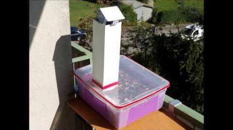 Suszarka solarna SimplaSec Plus - Koncept Gotowania Solarnego